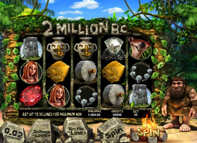 Slot Machine 2 Million BC